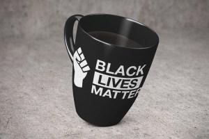 Qualigifts Black Lives Matter Mug