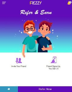 Frezzy Refer and Earn 12