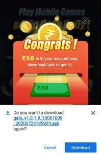 Galo App Refer and Earn 01