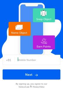 Snapy Collect Refer and Earn 01