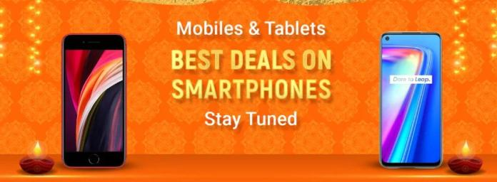 Flipkart Big Diwali Sale Mobile Offers