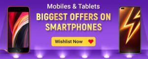 Flipkart The Big Billion Days Sale for Mobile & Tablet