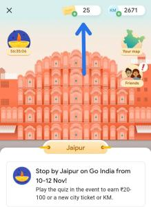How to Share Go India Jaipur City Ticket 02