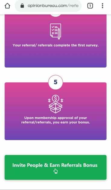 Opinion Bureau Survey
