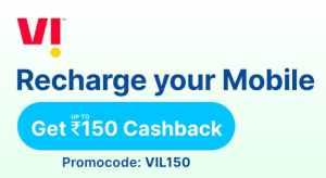 PayTM VI Recharge Offer