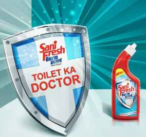 Dabur Sanifresh Germ Guard Free Sample