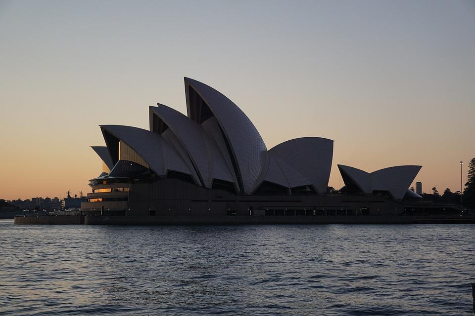 Ópera House - Austrália