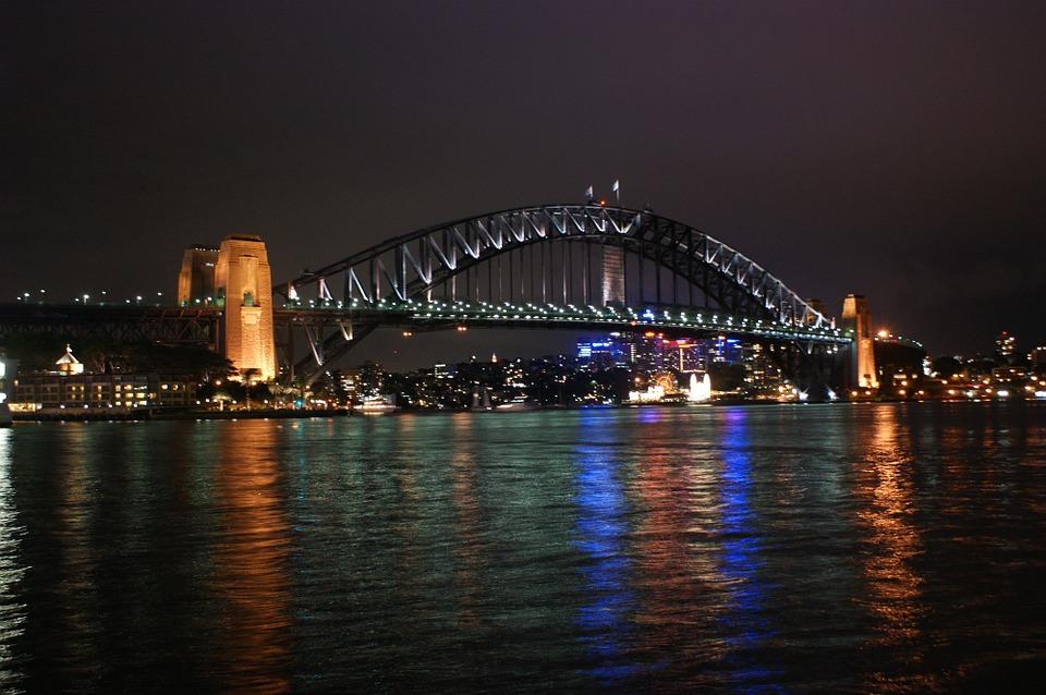 Harbour Bridge - austrália
