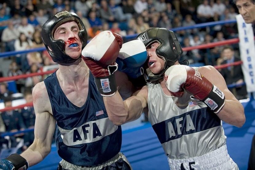 benefícios da prática esportiva boxe