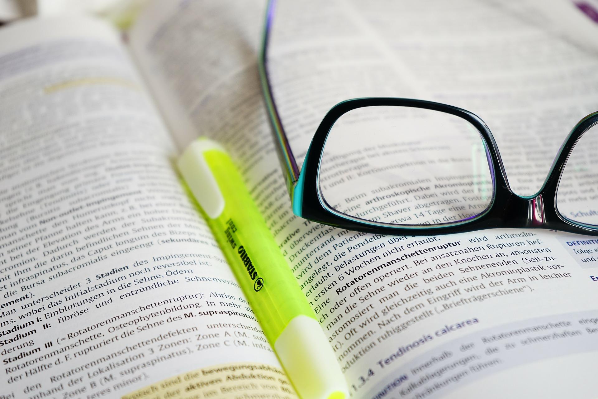 mais foco na leitura