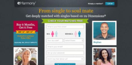 eharmony free sites like pof