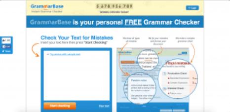 free sites like grammarly grammarbase