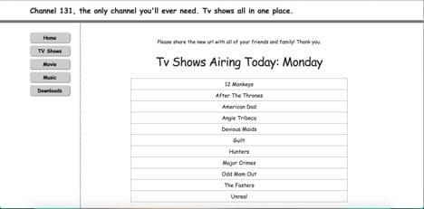 channel 131 sites like putlocker