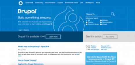 free sites like drupal