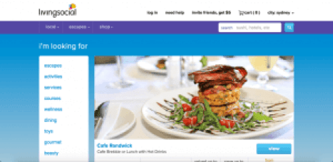 livingsocial deals like groupon