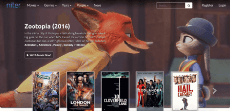 niter free movie streaming sites