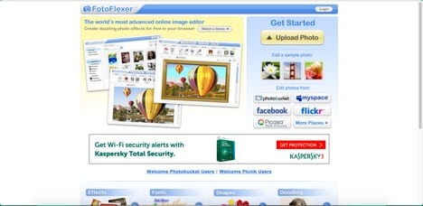 fotoflexer sites like photoshop
