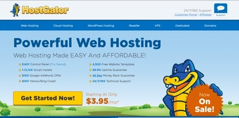 sites like ipage hostgator hosting