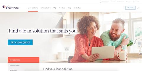 fairstone loans