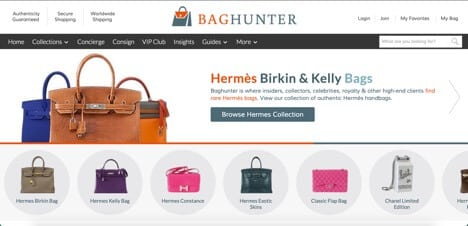 Sites like Baghunter