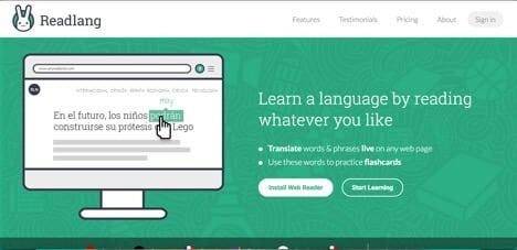 Sites like Readlang