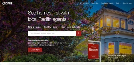 Sites like Redfin