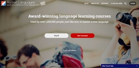 Sites like rocket languages