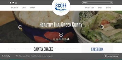 Sites for recipe videos