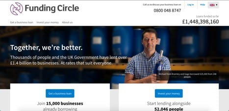 Sites like Funding Circle