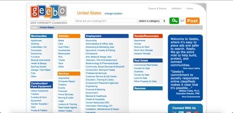 Sites like Geebo
