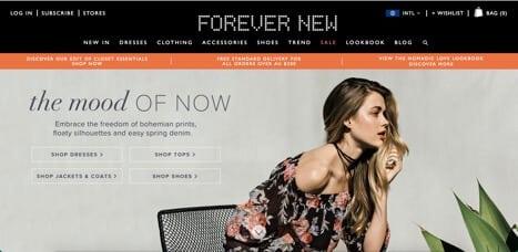 Sites like Forever New