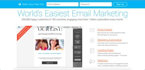 Sites like getresponse