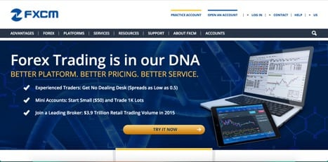 Sites like fxcm