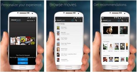 apps like snagfilms