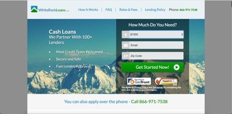 White Rock Loans