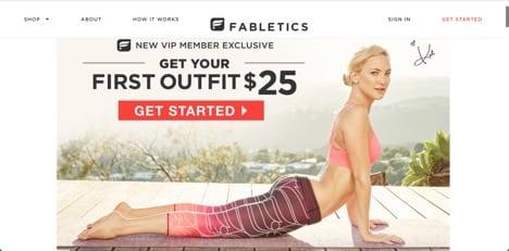 sites like fabletics
