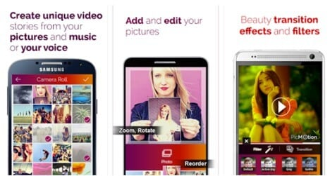 apps like picmotion