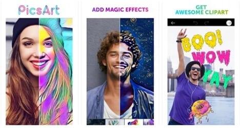 picsart app