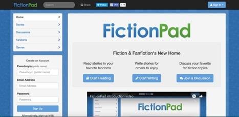 fictionpad