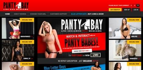 panty bay