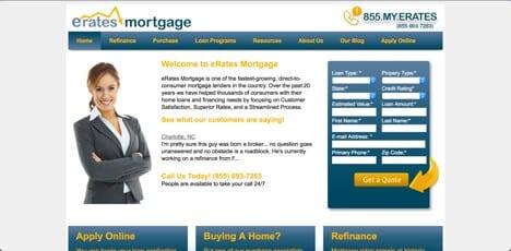 eRates Mortgage