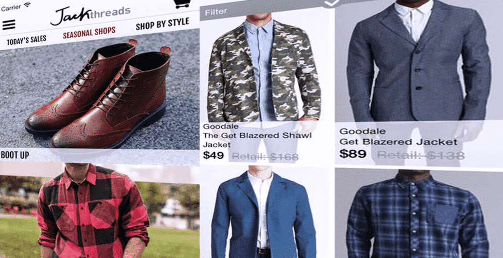 7 Men's Fashion Sites Like JackThreads