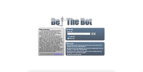 Be The Bot