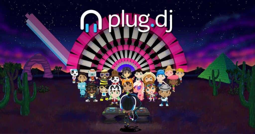 6 Social Music Sites Like Plug DJ