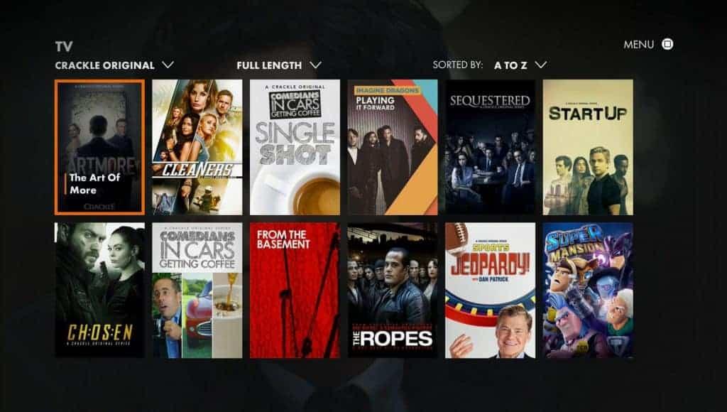 7 Free Movie Sites Like Crackle