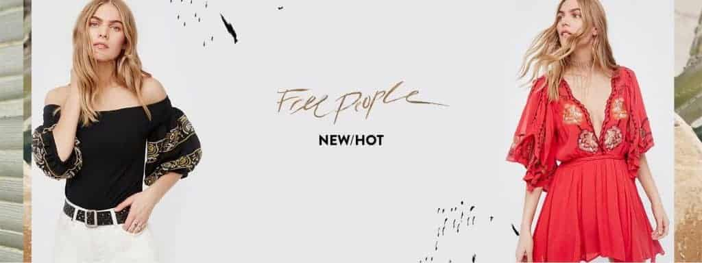 8 Clothing Brands & Stores Like Free People