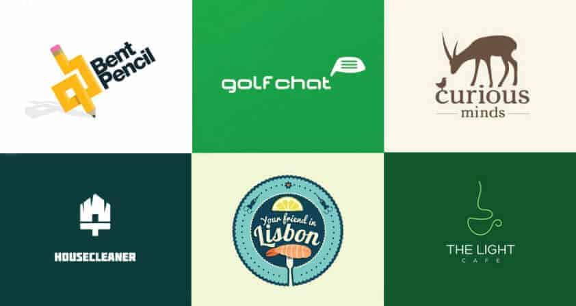 6 Logo Inspiration Sites Like LogoPond