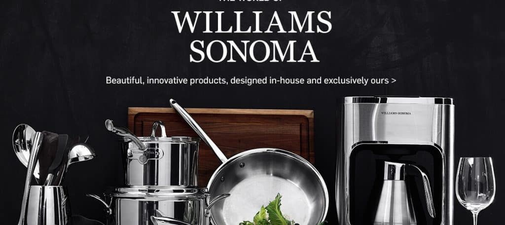 6 Kitchen Supply Stores Like Williams Sonoma