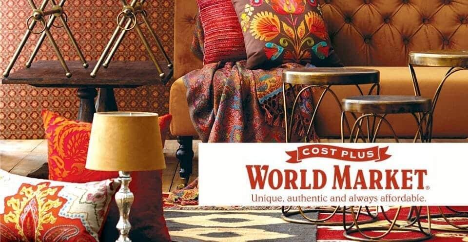 5 Quality Furniture StoresLikeWorldMarket