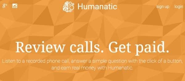 5 Money Making Sites like Humanatic